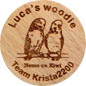 Luca's woodie