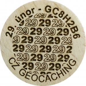 29. únor - GC8H2B6