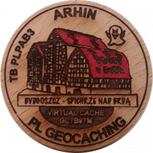 Arhin - Bydgoszcz - Spichrze nad Brdą