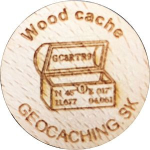 Wood cache