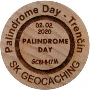 Palindrome Day - Trenčín