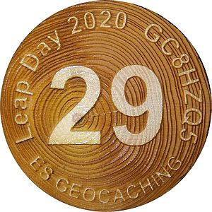 Leap Day 2020 GC8HZQ5