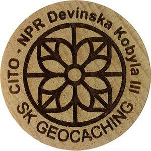 CITO - NPR Devínska Kobyla III