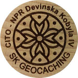 CITO - NPR Devínska Kobyla IV