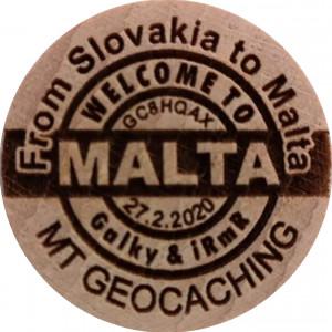 From Slovakia to Malta