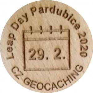 Leap Day Pardubice 2020