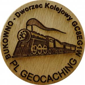BUKOWNO - Dworzec Kolejowy GC8EG1W