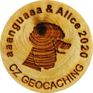 aaanguaaa & Alice 2020