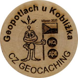 Geopotlach u Koblížka