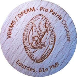 VDKMS/DPERM - Pro Patria Crescunt