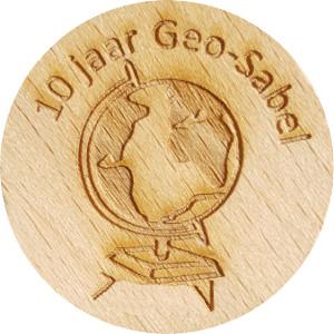 10 jaar Geo-Sabel
