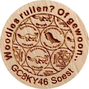 Woodies ruilen? Of gewoon..