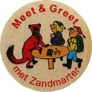Meet & Greet met Zandmarter
