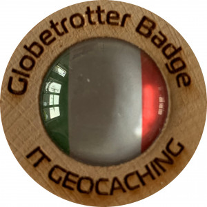 Globetrotter Badge
