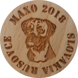 MAXO 2018
