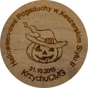 Halloweenowe pogaduchy w Keszerskim Stylu II