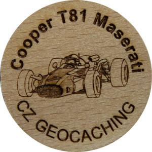 Cooper T81 Maserati