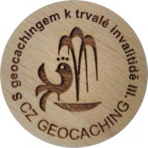 S geocachingem k trvalé invalitidě III.