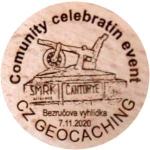 Comunity celebratin event