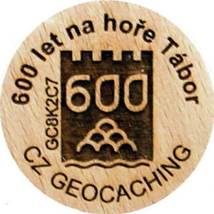 600 let na hoře Tábor