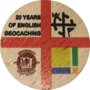 20 YEARS OF ENGLISH GEOCACHING
