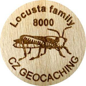 Locusta family