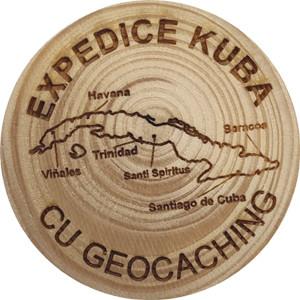 EXPEDICE KUBA