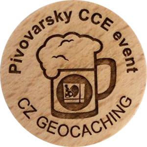 Pivovarsky CCE event