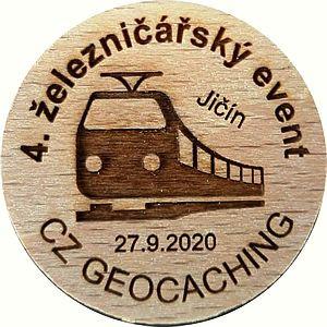 4. železničářský event
