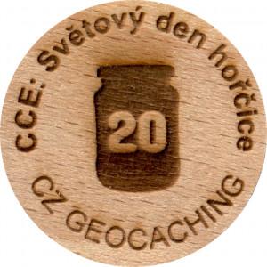 CCE: Světový den hořčice