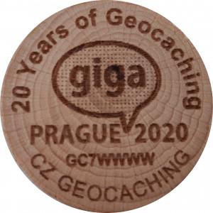 20 Years of Geocaching