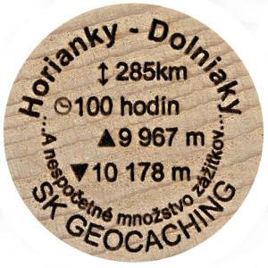 Horianky - Dolniaky