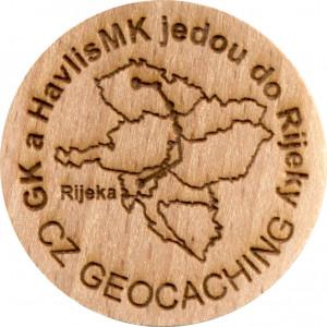 GK a HavlisMK jedou do Rijeky