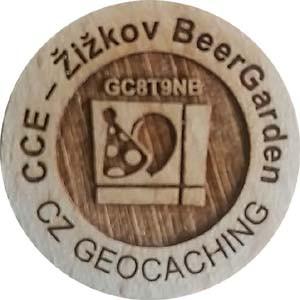 CCE - Žižkov BeerGarden