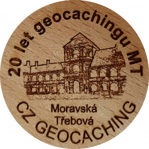 20 let geocachingu MT