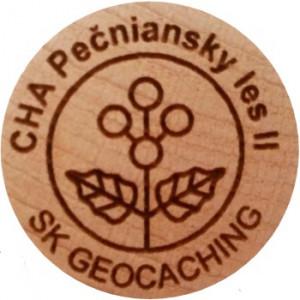 CHA Pečniansky les II