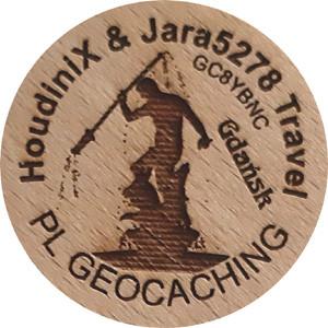HoudiniX & Jara5278 Travel