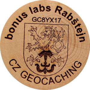 bonus labs Rabštejn