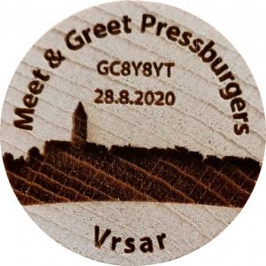 Meet & Greet Pressburgers - Vrsar