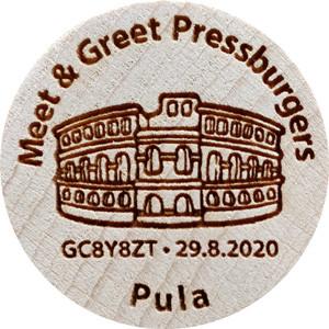 Meet & Greet Pressburgers - Pula