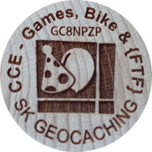 CCE - Games, Bike & {FTF}