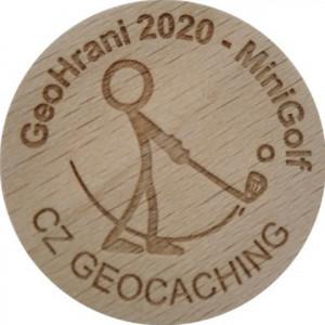 GeoHrani 2020 - MiniGolf