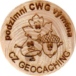 podzimní CWG výměna