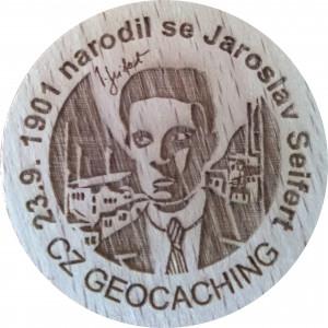 23.9.1901 narodil se Jaroslav Seifert