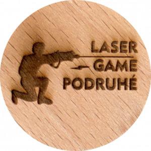 LASER GAME PODRUHÉ