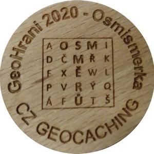 GeoHrani 2020 - Osmismerka