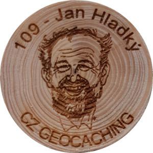 109 - Jan Hladký