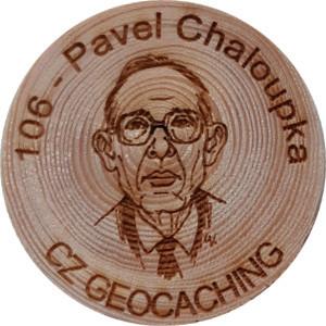 106 - Pavel Chaloupka