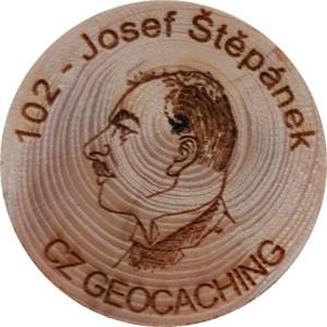 102 - Josef Štěpánek