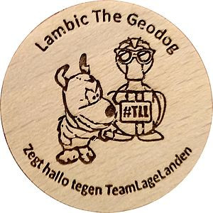 Lambic The Geodog